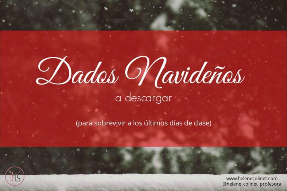 dados navideños helene colinet recursos profesores idiomas tprs ci