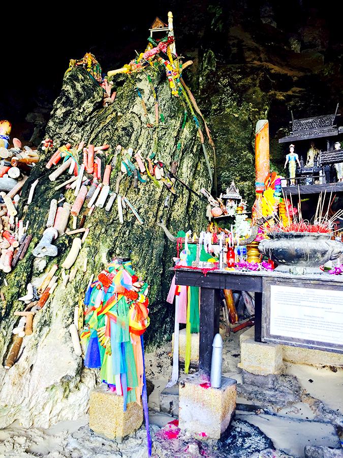 """""""Phra Nang"""" Cave Thailand"""