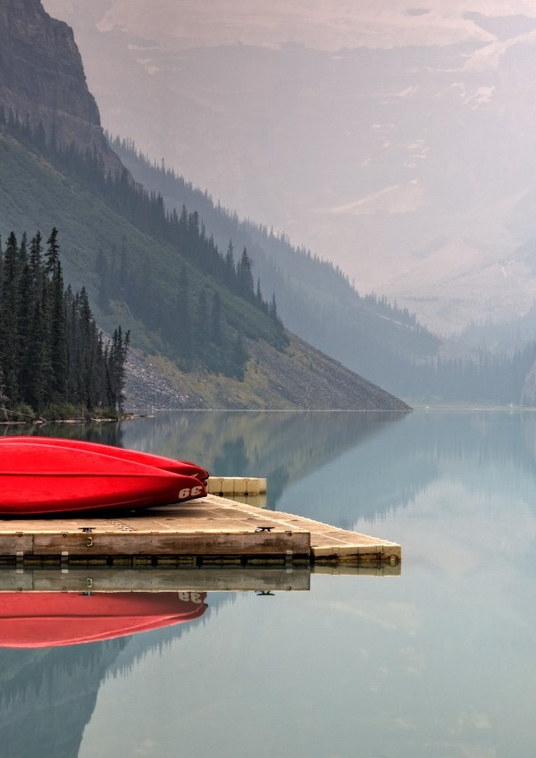 The Canoe of Moving Your Life