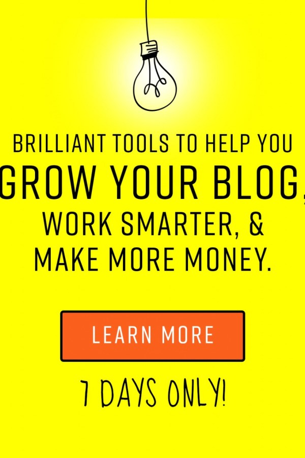 The Genius Blogger's Toolkit, Too Good to Be True? My Honest Review