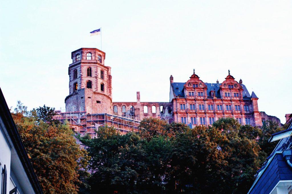 Heidelberg Schloss Castle