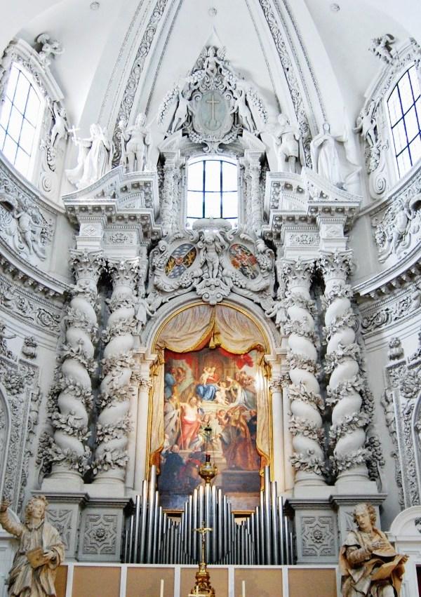 A Walking Tour of Munich