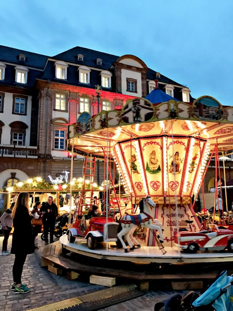 Step into Wonderland: Heidelberg Christmas Market - Helene in Between
