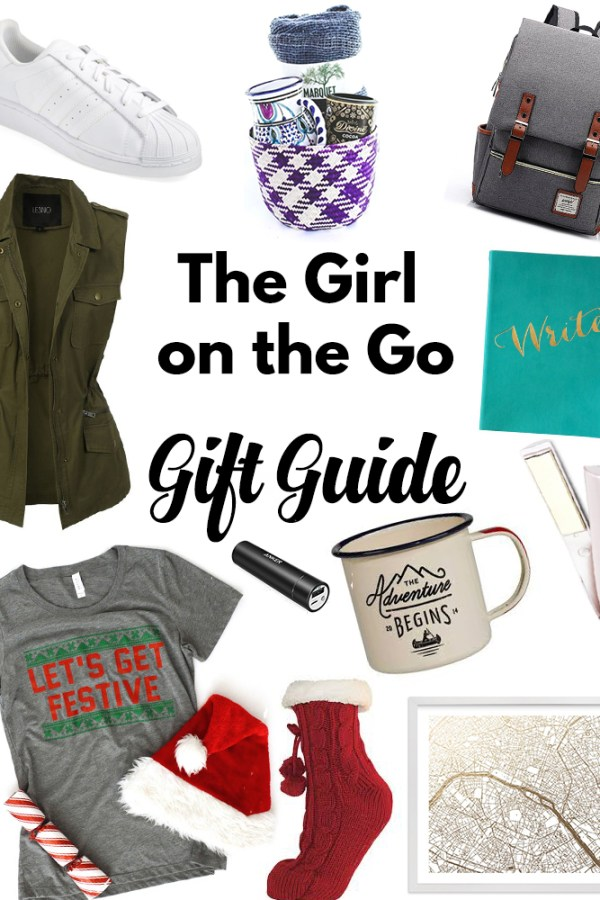 The Girl on the Go Holiday Gift Guide