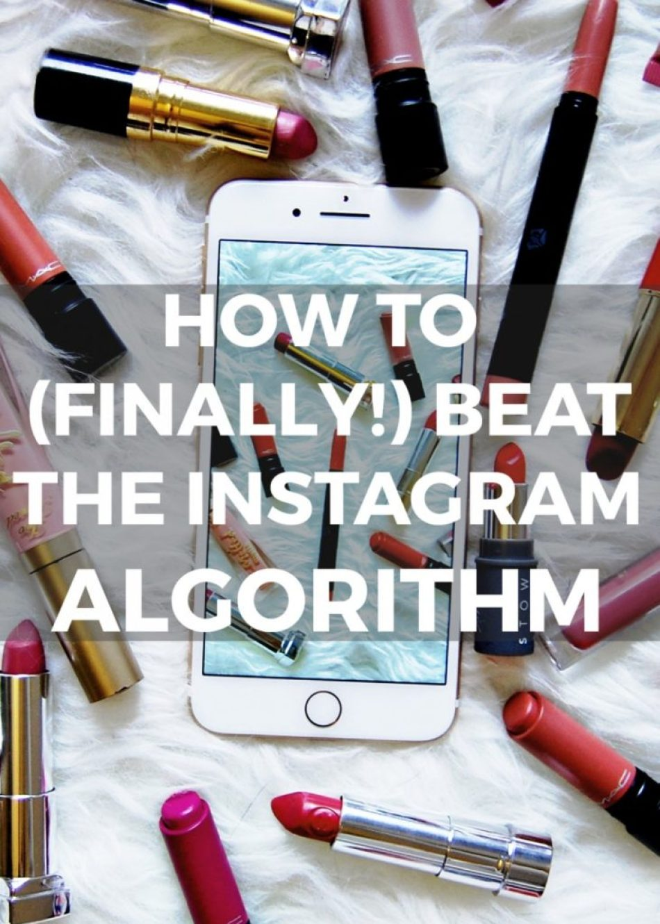 How to beat the Instagram algorithm. Three things you must have in order to create engagement.