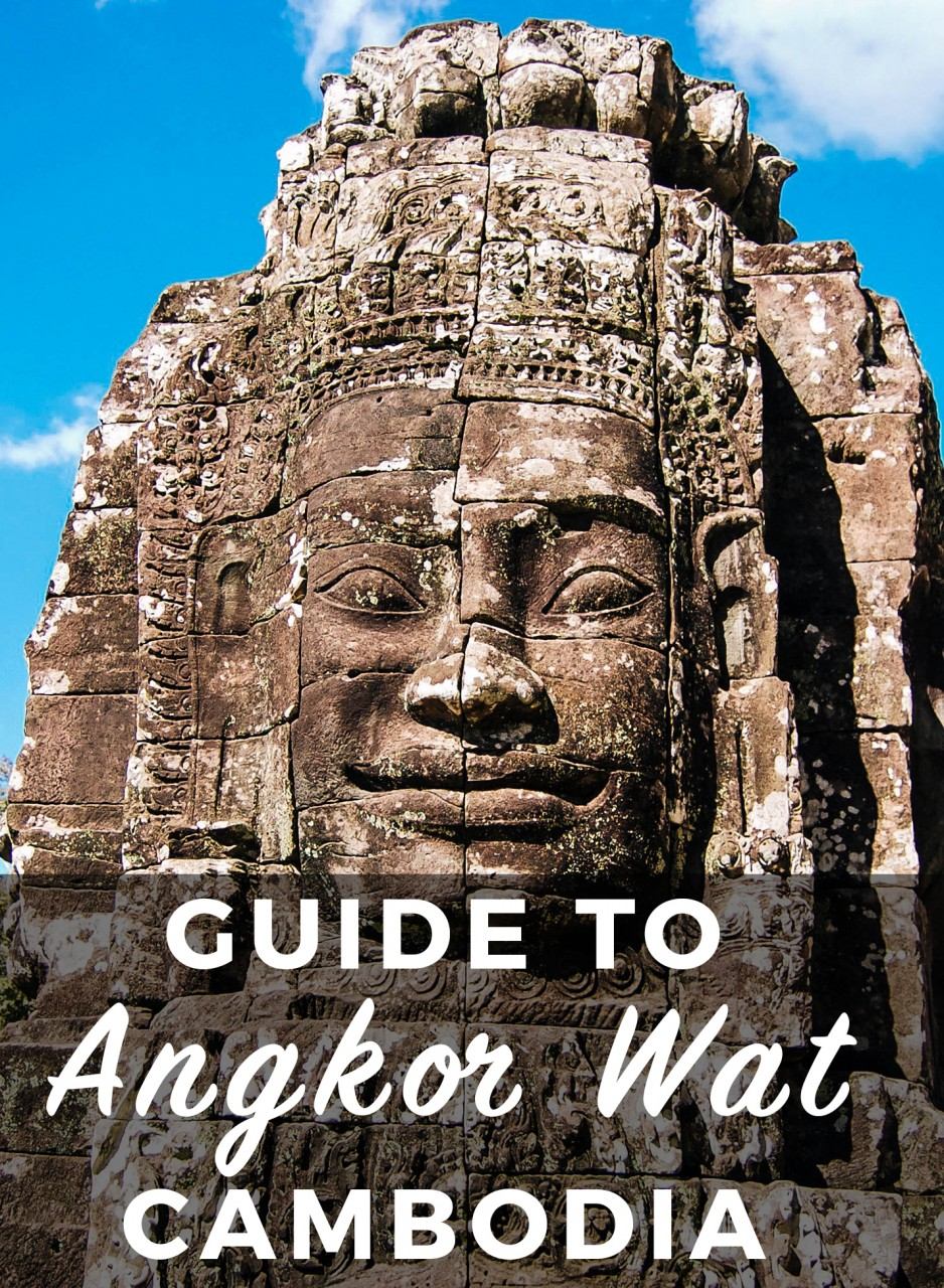 Full guide to Angkor Wat in Siem Reap, Cambodia