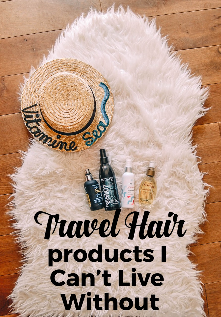 Travel Products I Can't Live Without