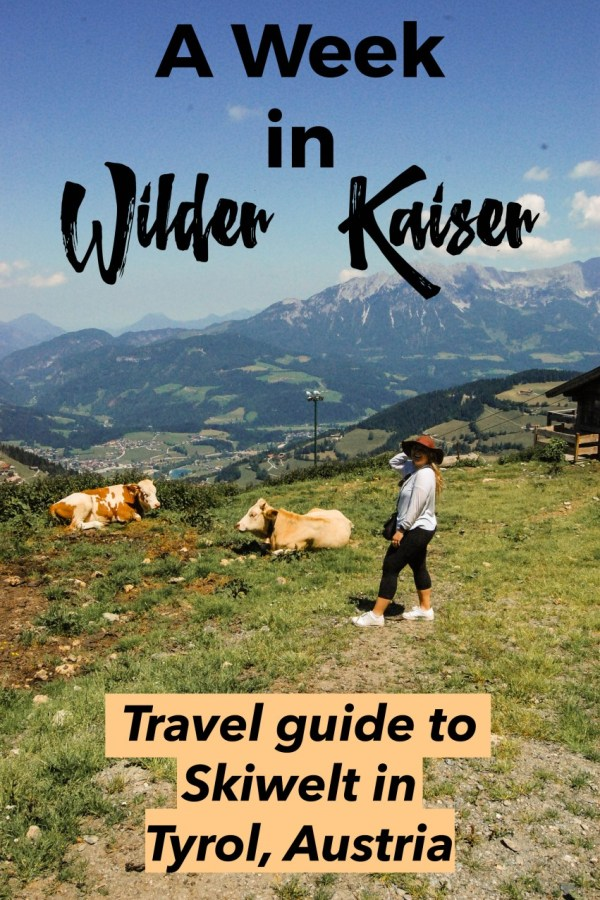 A Week in Wilder Kaiser