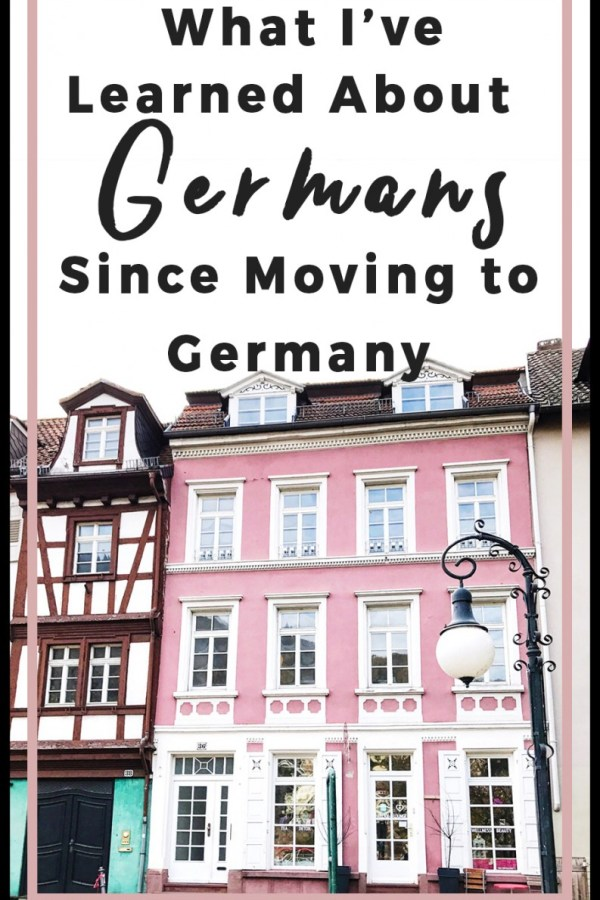 What I've Learned About Germans Since Moving to Germany (Round 2)