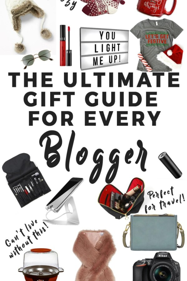 The Best Gifts For EVERY Blogger + GIVEAWAY!