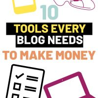 10 Things Every Blog Needs to Make Money