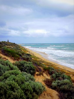 The wonderful, atmospheric beaches of Mandurah make for an exciting setting when the weather is less than bright, as it was when I photographed this one. I had a fabulous beach-side holiday there with my mother an brothers some years back; I recommend a day-trip!