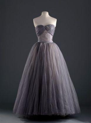 Robe de soirée par Christian Dior