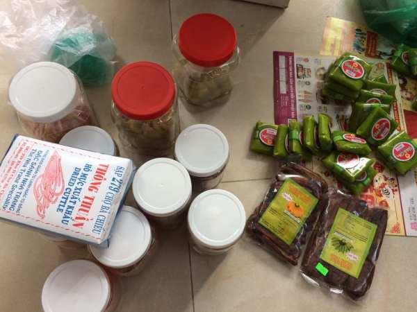 dịch vụ gửi thực phẩm đi mỹ giá rẻ tại hồ chí minh