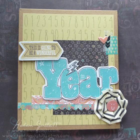 Hip Pic Album: New School Year Album| CTMH 2014-2015 Annual Inspirations Book | Helen Gullett | http://creatingjoyfully.ctmh.com/ #closetomyheart #ctmh #annualinspirationsbook #papercrafting #scrapbooking #cardmaking #diy