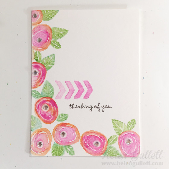 Hope You Can Cling To Challenge 2015 |Card 7 take 2 | http://helengullett.com/?p=7805