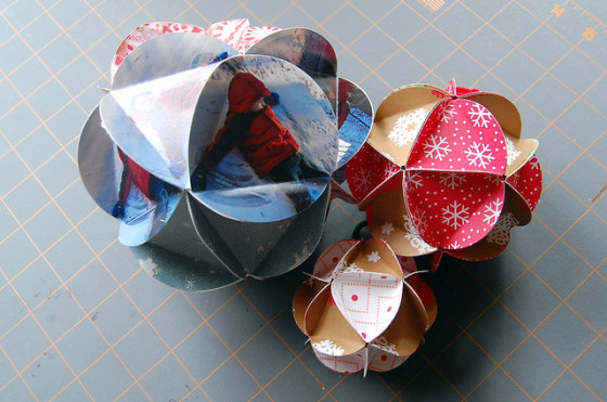 Maker Mama: Ornament Balls