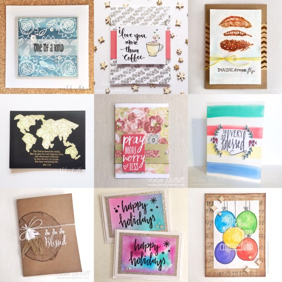 2015 Best of Nine All-Occasion Cards #2015BestNine #cardmaking #handmadecards #neatandtangled #evelintdesigns #unitystampco #illustratedfaith #comcordand9th #stampabilities #thecutshoppe #silhouettecameo