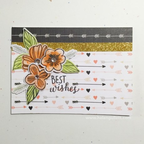 Best Wishes | Handmade by Helen Gullett | Blog at --> http://helengullett.com/?p=8315 #ctmh #closetomyheart #springtimewishes #thincuts #ctmhthincuts #diecutting #wrmk #wermemorykeepers #evolutionadvanced