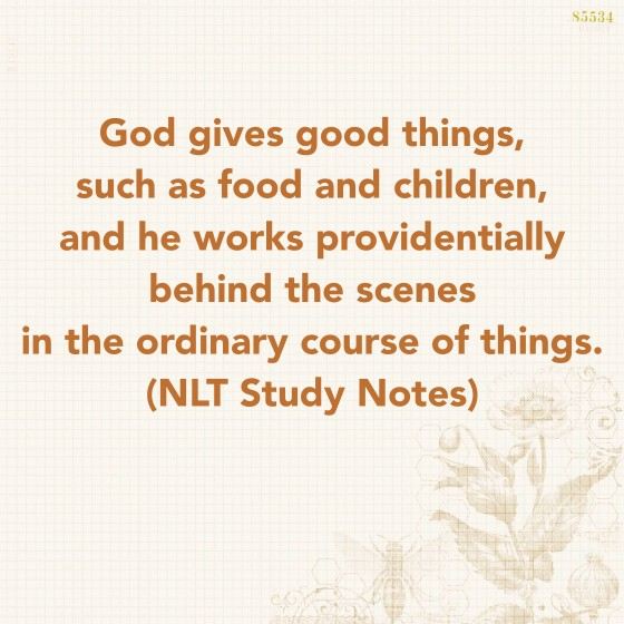 God works behind the scene to provide | http://wp.me/s1DmW0-8345