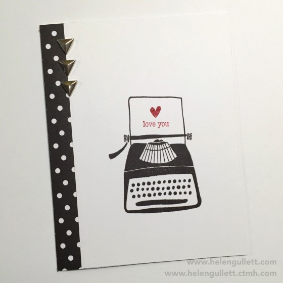 Share The Love Card Set by Helen Gullett | http://wp.me/p1DmW0-2bU #ctmh #ctmhsharethelove #closetomyheart #lovinLaVie #cardmaking #handmadecard #valentinecard
