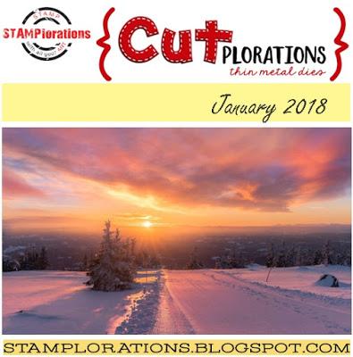 STAMPlorations - January 2017 CUTplorations Challenge