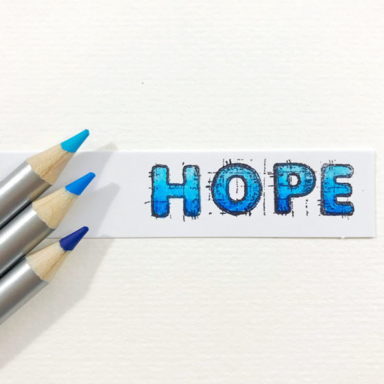 Precious Remembrance Project Thursday - Faith, Hope, Love ATC Cards with Leisure Arts Premium Colored Pencils