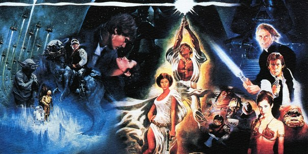 """The Beloved """"Star Wars"""" Trilogy"""