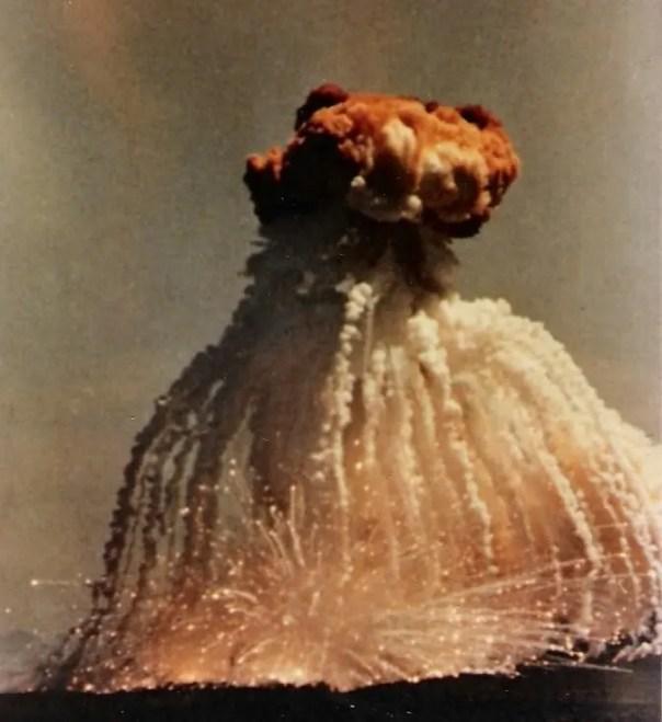 Titan Missile Explosion