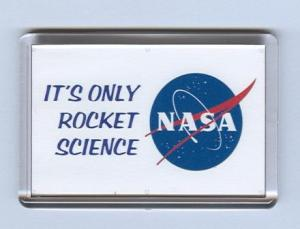 Only Rocket Science... Not War