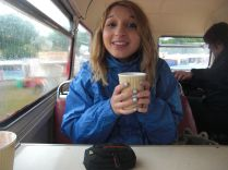 Cup of tea in a bus, anyone?