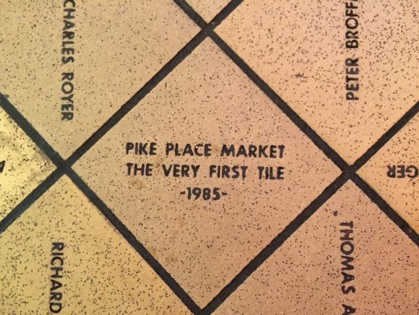 Out of 55,000 tiles, this was the one I was seeking. (Photo: Helen Holter)