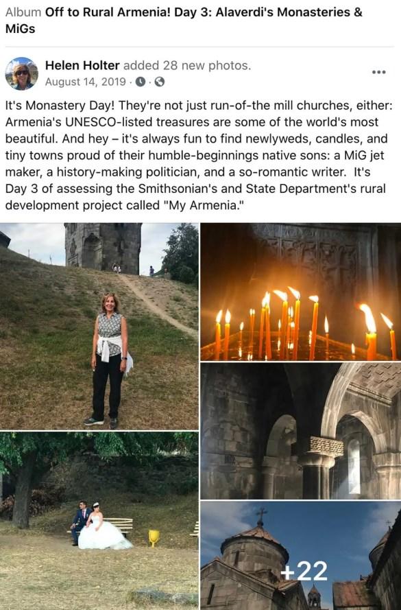 Facebook-Armenia, Day 3