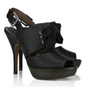 The Art of Accessorizing-HelenHou.com-Marni satin sandals