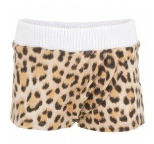 The Art of Accessorizing-HelenHou.com-Roberto Cavalli leopard print shorts