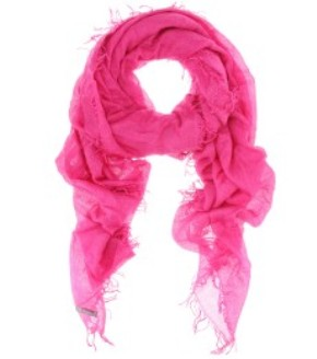 Faliero Sarti scarf,neon scarf,summer scarf, neon pink scarf,cashmere-silk scarf,helenhou, helen hou, the art of accessorizing, accessoriseart, celebrity style, street style, lookbook, red carpet looks