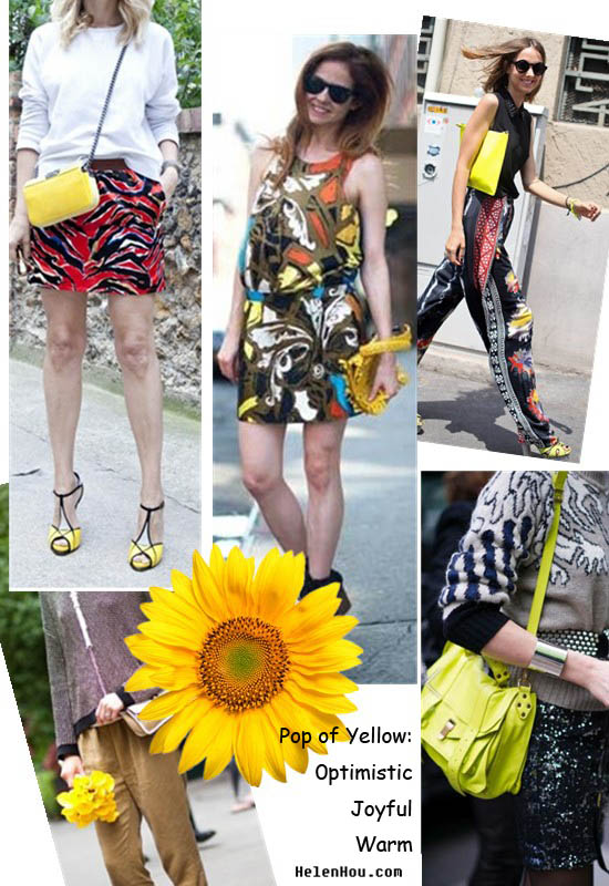paris Fashion Week, Haute Couture,Street looks,street style,Stephanie Lacava,Alexandra Golovanoff,Proenza Schouler,Proenza Schouler PS1 bag,yellow bag,yellow clutch, sunflower,yellow crossbody bag,yellow sandals,yellow flower,Daria Mikhaylova,Via Solari,Milan street style,Balenciaga dress,Ann Demeulemeester shoes,Bottega Veneta bag,Oliver Peoples sunglasses helenhou, helen hou, the art of accessorizing, accessoriseart, celebrity style, street style, lookbook, model off-duty,red carpet looks,red carpet looks for less, fashion, style, outfits, fashion guru, style guru, fashion stylist, what to wear, fashion expert, blogger, style blog, fashion blog,look of the day, celebrity look,celebrity outfit,designer shoes, designer cloth,designer handbag,