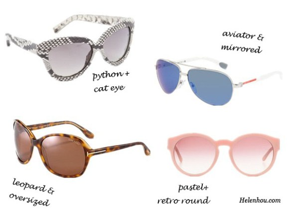 trendy sunglasses, how to wear sunglasses, mirrored sunglasses, colorful sunglasses, cat eye sunglasses,aviator sunglasses, leopard oversized sunglasses, vintage round sunglasses, python sunglasses,Linda Farrow Luxe sunglasses, Prada sunglasses, Stella McCartney sunglasses, Tom Ford sunglasses,  helenhou, helen hou, the art of accessorizing, accessoriseart, celebrity style, street style, lookbook, model off-duty,red carpet looks,red carpet looks for less, fashion, style, outfits, fashion guru, style guru, fashion stylist, what to wear, fashion expert, blogger, style blog, fashion blog,look of the day, celebrity look,celebrity outfit,designer shoes, designer cloth,designer handbag,
