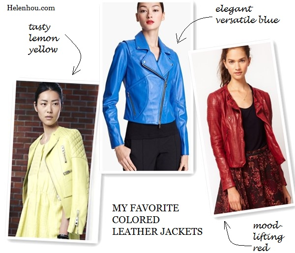 Kristen Stewart,miranda kerr, leather jacket,wardrobe essential,how to wear leather jacket, what to wear with leather jacket, leather jacket for women at different ages,colored leather jacket, yellow leather jacket, red leather jacket, blue leather jacket, Balenciaga Quilted Biker Jacket - Lemon size 36, AsosTwist & Tango Red Leather Biker Jacket, Jason Wu Nappa & Patent Leather Jacket 6,    helenhou, helen hou, the art of accessorizing, accessoriseart, celebrity style, street style, lookbook, model off-duty,red carpet looks,red carpet looks for less, fashion, style, outfits, fashion guru, style guru, fashion stylist, what to wear, fashion expert, blogger, style blog, fashion blog,look of the day, celebrity look,celebrity outfit,designer shoes, designer cloth,designer handbag,