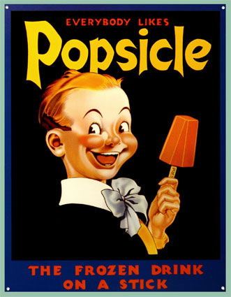D1024~Popsicle-Frozen-Drink-Posters