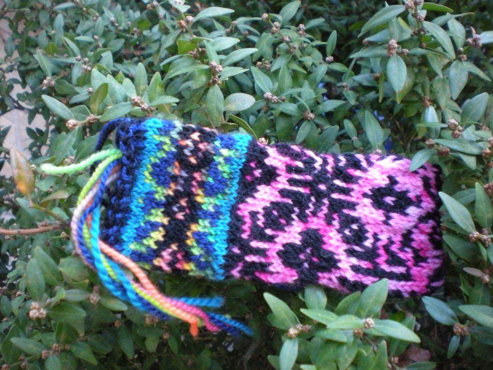 Knitting charts and things (5/6)