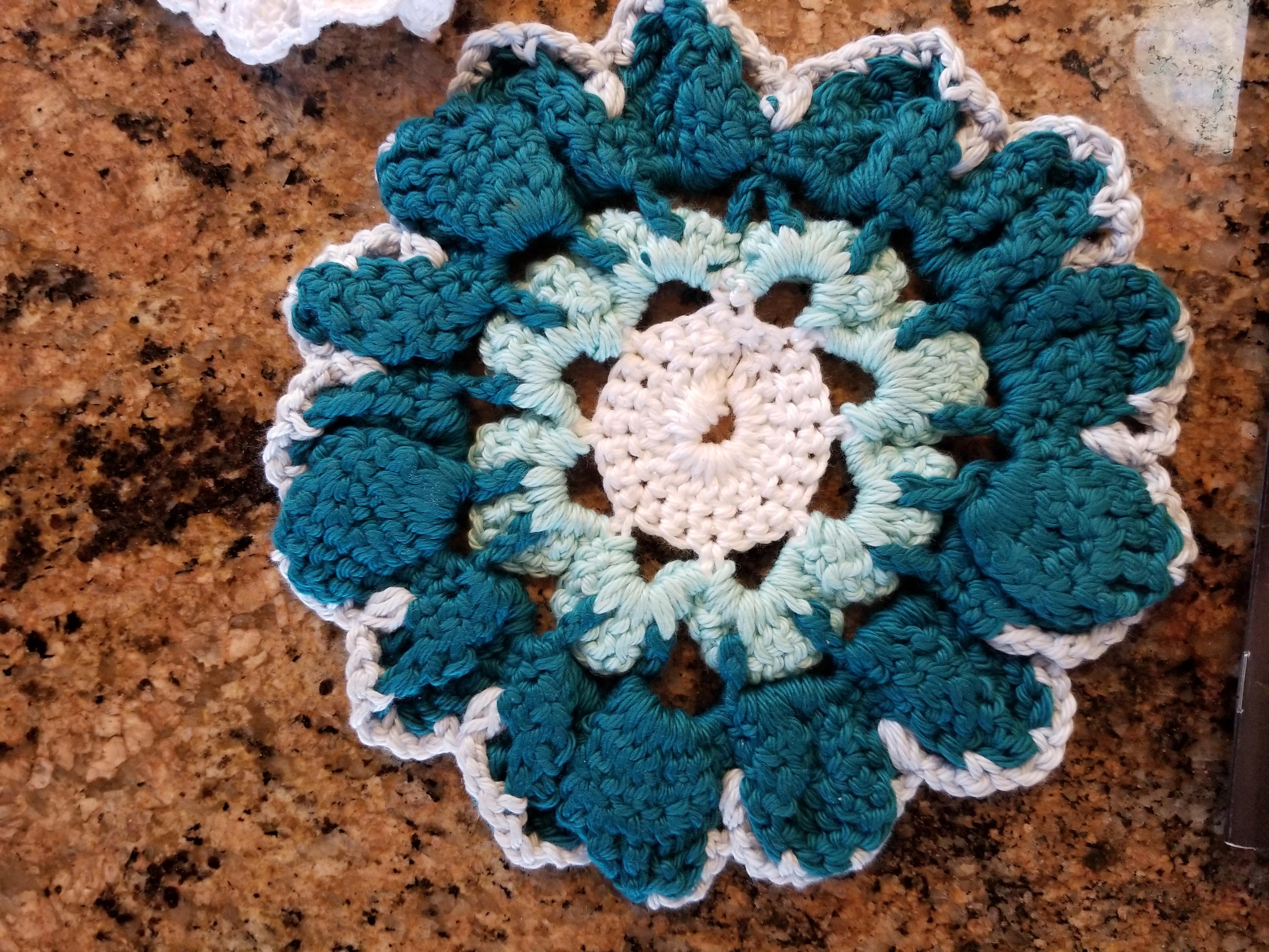 J T House Crochet School Crochet Magazine Helenmay