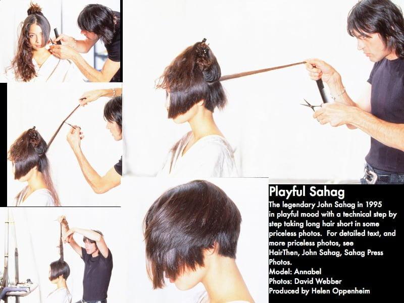 Sahag Playful