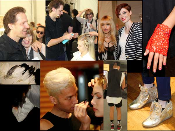 Scene NY Fashion Week 8 - For Spring 2014