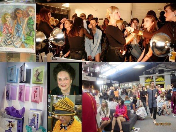 Scene NY Fashion Week 4 - For Spring 2014
