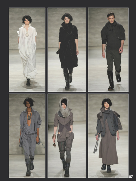 Keep Warm With Nicholas K Fashions – 2014