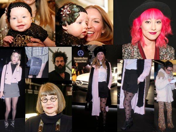 Seen on Scene New York Fashion Week 5 -  2015