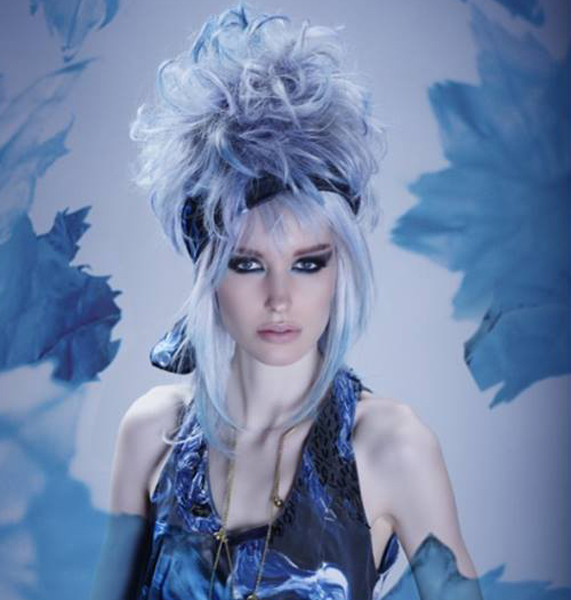 Moody Blue Bouffant,  Video – 2015