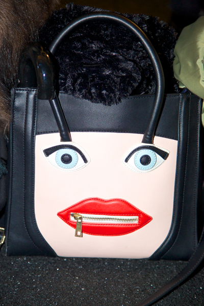 Fab Bag  @ New York Fashion Week Fall – 2015