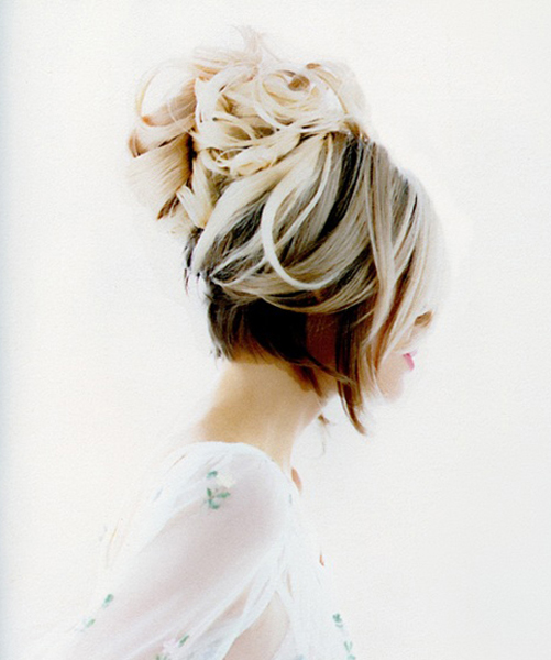 Totally Modern Evening Sahag Updo - 1996
